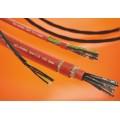 Heat-resistant cables