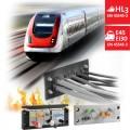IFPS brann beskyttelse EN 45545-3