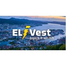 El i Vest Messe- 18-19 Mars 2020 - Bergen